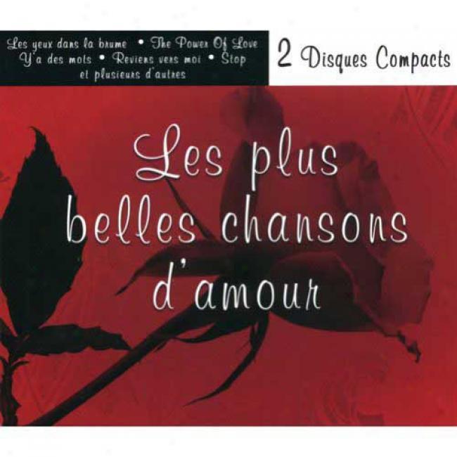 Les Plus Belles Chanson D'amour (2 Disc Box Set)