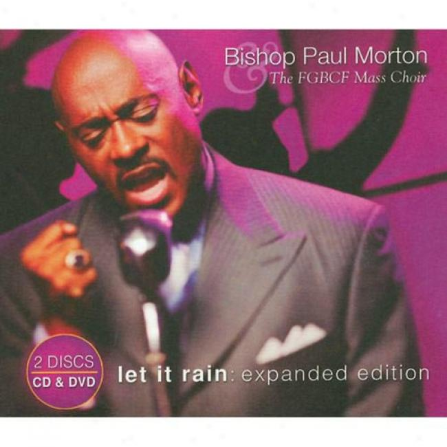Let It Rain (expanded Edition) (includes Dvd) (digi-pak)