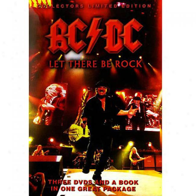 Let There Be Rock (colleftors Limited Edition)(3 Discs Musi cDvd)