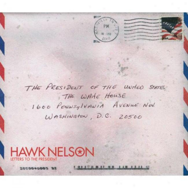 Letters To The President (delluxe Edition) (cd Slipcaze)