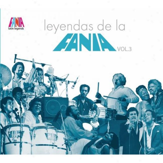 Leyendas De La Fania, Vol.3 (digi-pak) (remaster)