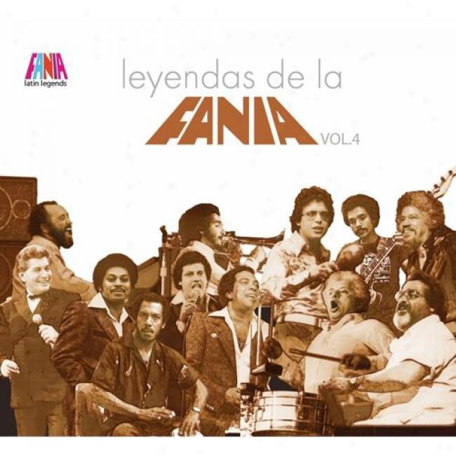 Leyendas De La Fania, Vol.4 (digi-pak) (remaster)