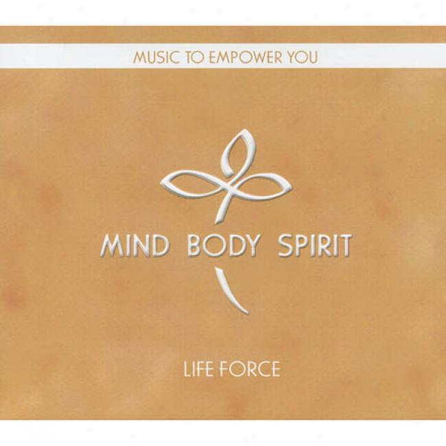 Animation Force: Music To Empower You (cd Slipfase)