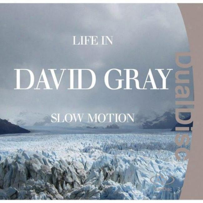 Life In Slow Motion (dual-disc) (includes Dvd)