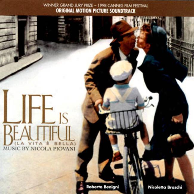 Life Is Beauttiful (la Vita E Bella) Soundtrack