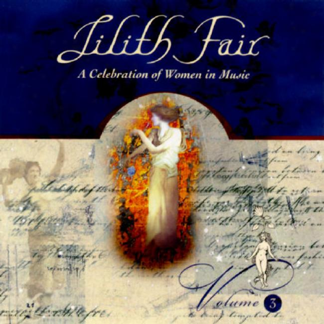 Lilith Fair: A Celebration Of Women In Music, Vol.3