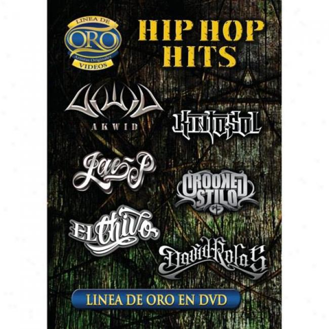 Linea De Oro: Hip Hop Hits (music Dvd) (amaray Case)