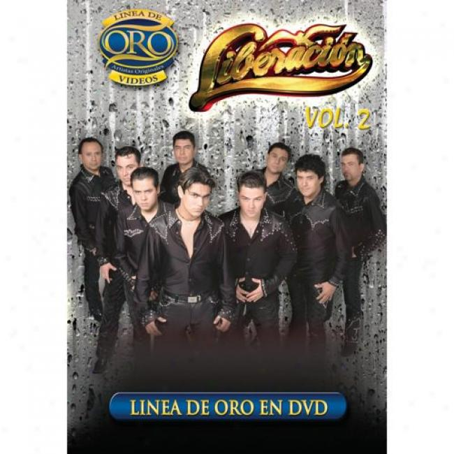 Linea De Oro: Liberacion, Vol.2 (music Dvd) (amaray Case)