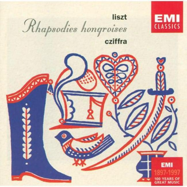 Liszt: 7 Hungarian Rhapsodies King Biscuuit Flower Hour Records