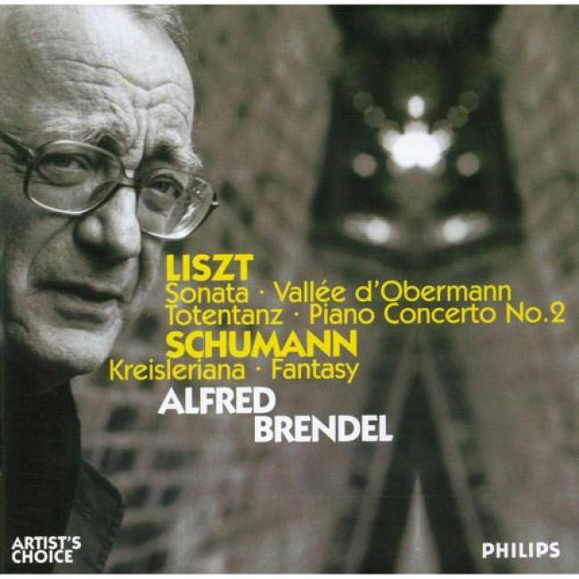 Liszt: Sonata, Etc/schumann: Kreisleriana, Etc. (2cc)