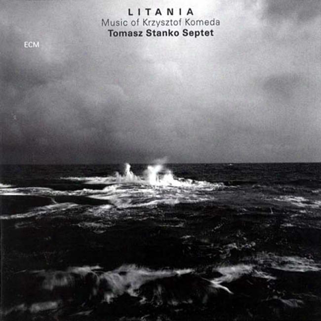 Litania: Music Of Krzysztof Komeda (cd Slipcase)