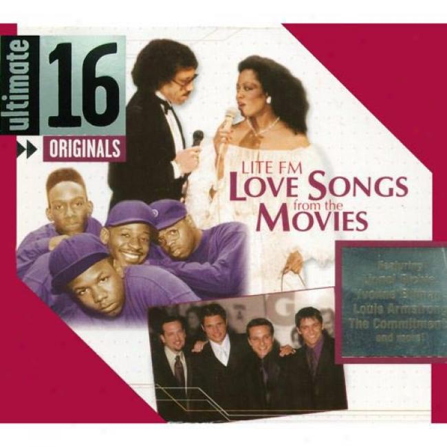 Lite Fm: Love Songs From The Movies (cd Slipcase)
