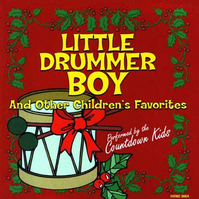 Little Drummer Boy Anx Other Children's Favorites