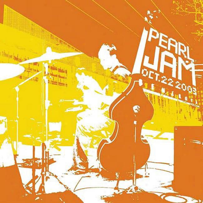 Live At Benaroya Hall October 22, 2003 (2cd) (digi-pak)