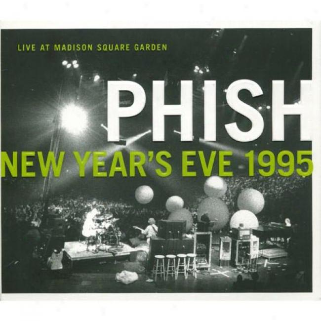 Live At Madison Square Garden: New Year's Eve 1995 (3cd) (digi-pak)