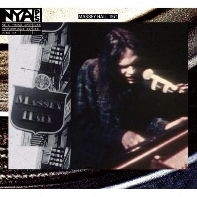 Live At Massey Hall 1971 (special Edition) (includes Dvd) (digi-pak)