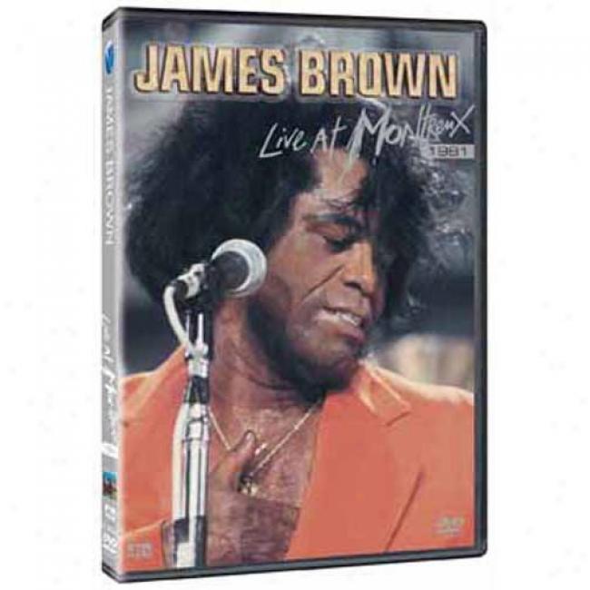Live At Montreux 1981 (music Dgd/cd) (amaray Case)