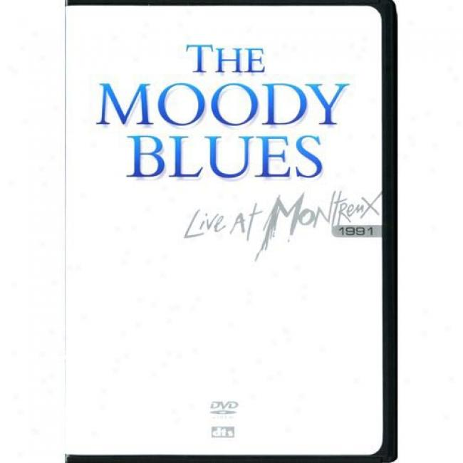 Live At Montreux 1991 (music Dvd) (amaray Case)