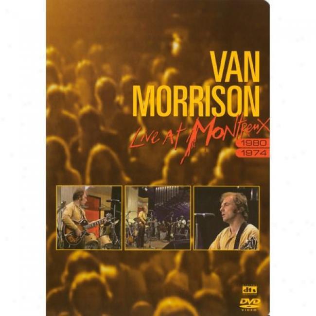 Live At Montreux (2 Discs Melody Dvd) (amaray Case)