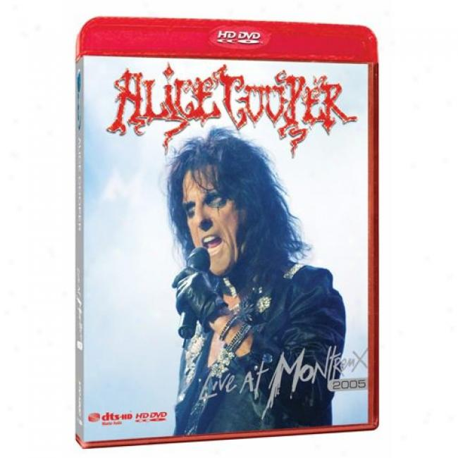 Live At Montreux 2005 (music Dvd/cd) (amaray Case)