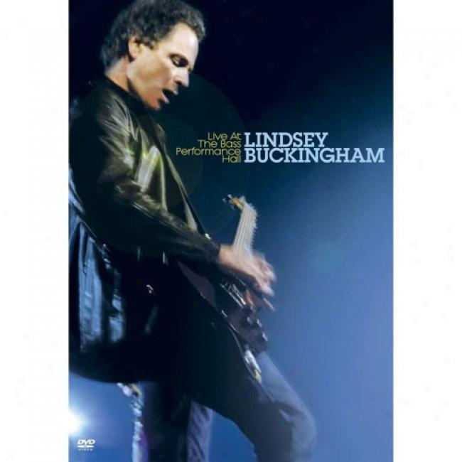 Live At The Bass Performance Hall (music Dvd) (amaray Case)