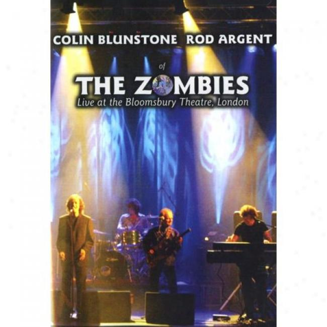 Live At The Bloomsbury Theatre, London (music Dvd) (amaray Case)