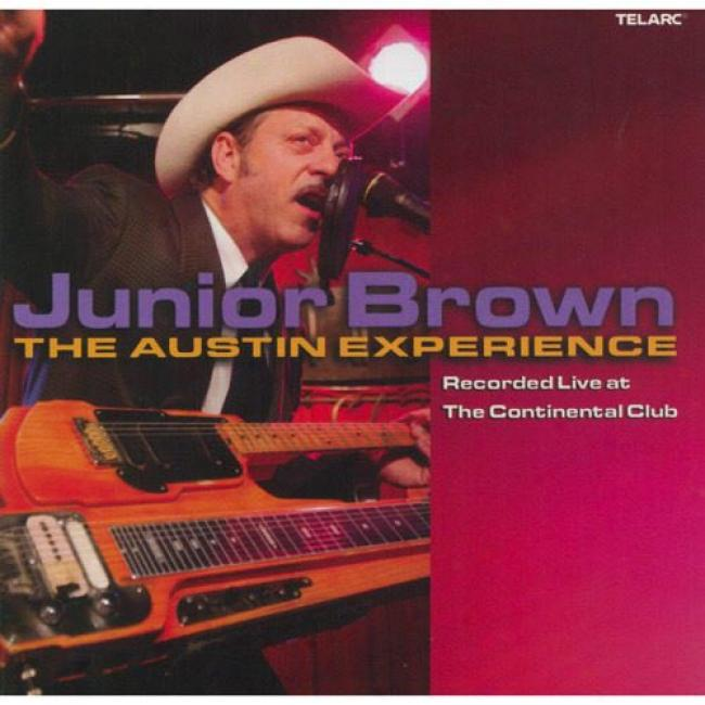 Live At The Continental Clug: The Austin Experience