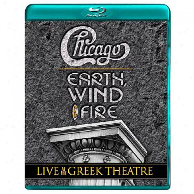 Live At The Greek Theatre (music Blu-ray) (bd Amaray)