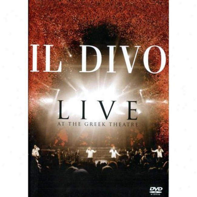 Live At The Gree kTheatre (music Dvd) (amaray Case)