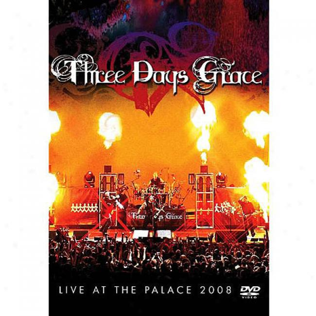 Live At The Palae 2008 (music Dvd) (amaraay Case)