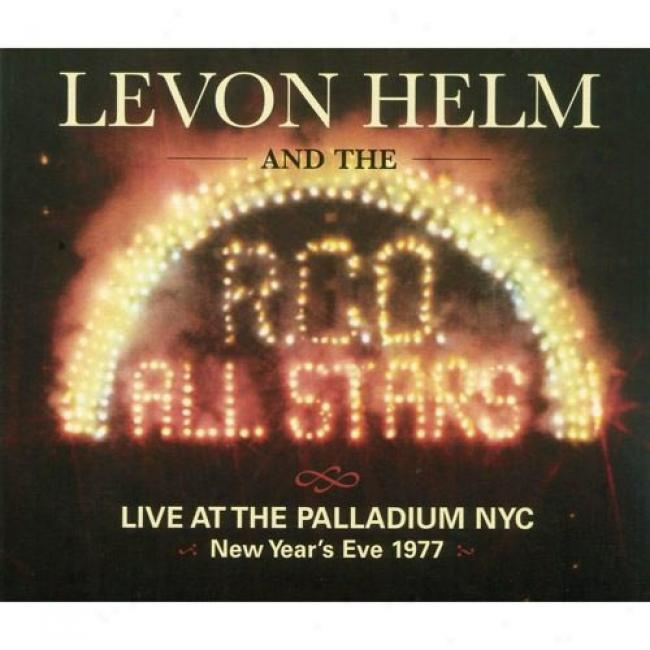 Live At The Pallzdium Nyc: New Years Eve 1977 (digi-pak)