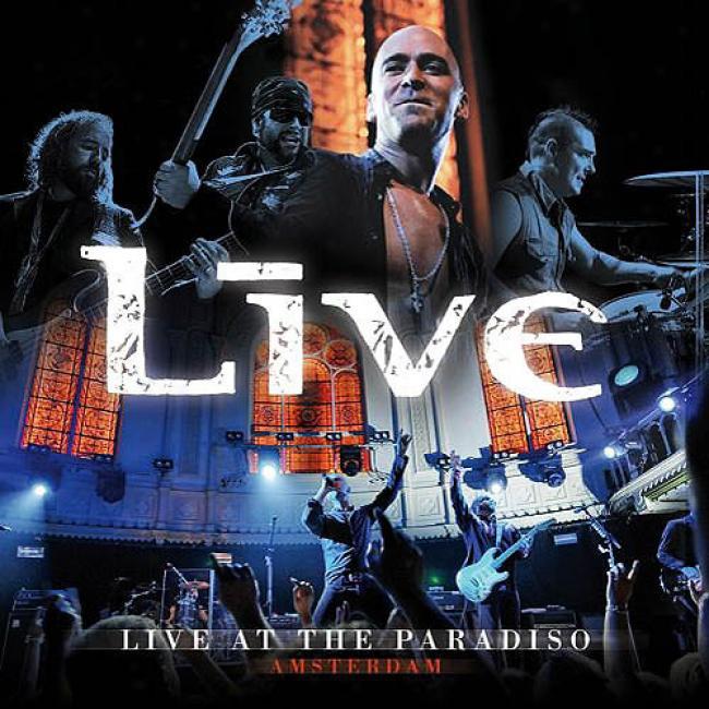 Live At The Paradiso (musiic Dvd) (amaray Case)