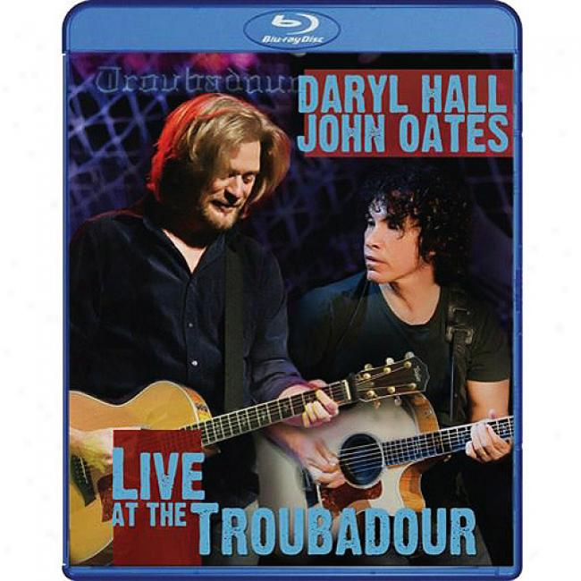 Live At The Troubadour (music Blu-ray) (bd Amaray Case)