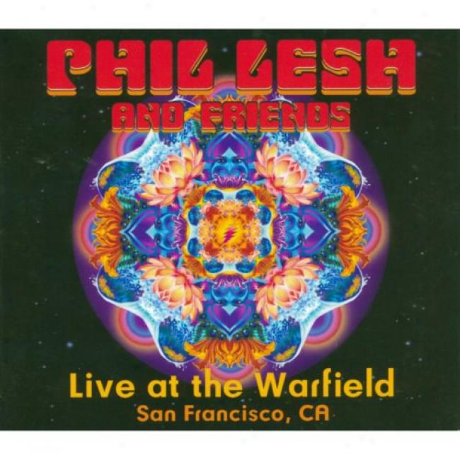 Live At The Warfield: San Francisco, Ca (2cd) (includes Dvd) (digi-pak)