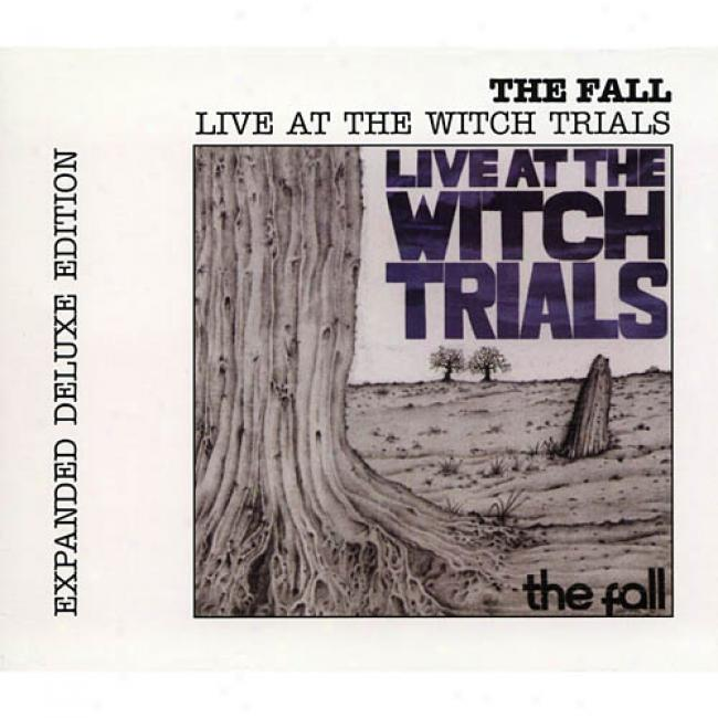 Live At The Witch Trials (2cd) (cd Slipcaae) (remaster)