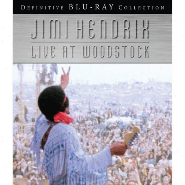 Live At Woodstock (music Blu-ray) (bd Amaray Case)