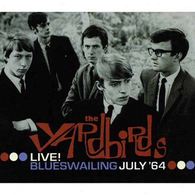 Live!: Blueswailing July '64 (cd Slipcase) (remaster)
