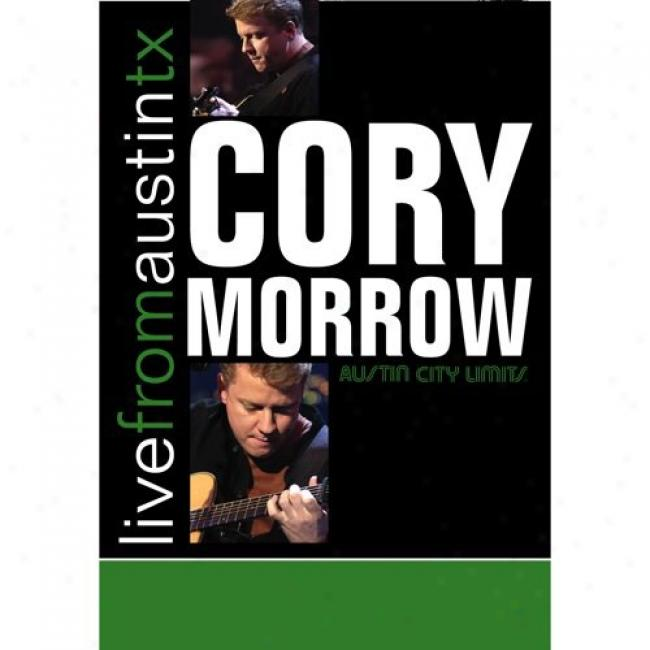 Live From Austin, Texas (music Dvd) (amarqy Case)