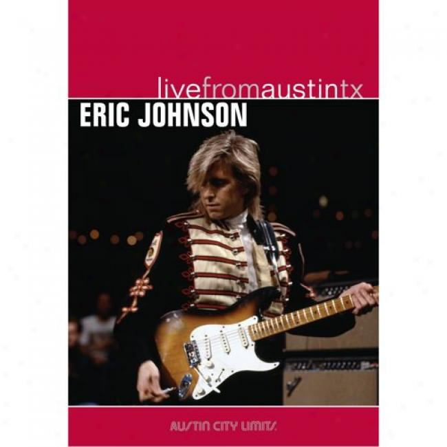 Live From Austun, Texas (music Dvd) (amaray Declension-form) (dvd Slipcase)