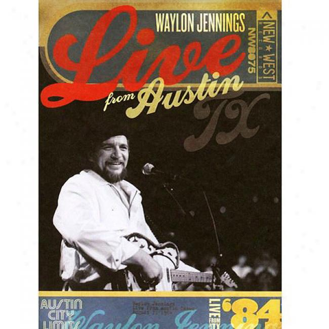 Live From Austin Tx '84 (music Dvd) (with Exclusive Dvd)