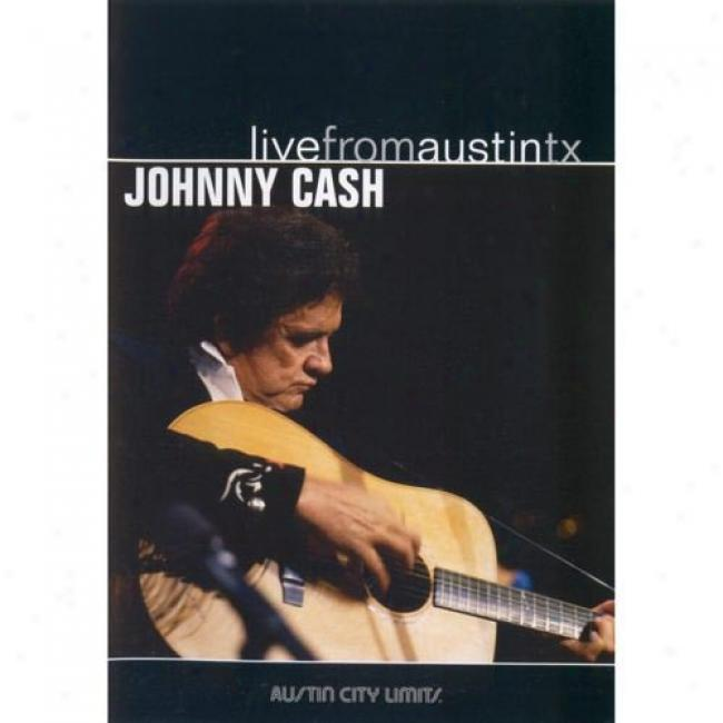 Live From Austin, xT. (music Dfd) (amaray Case) (dvd Slipcase)