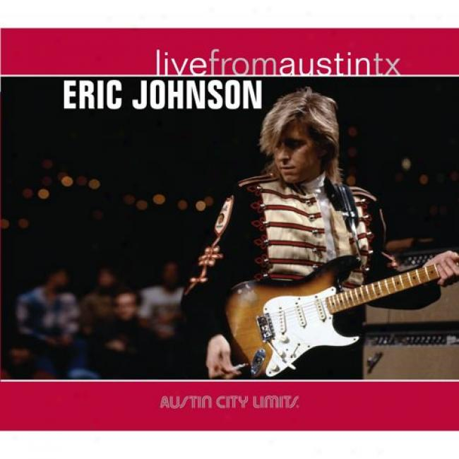 Live From Austin, Tx (music Dvd) (amaray Case) (dvd Slipcase)