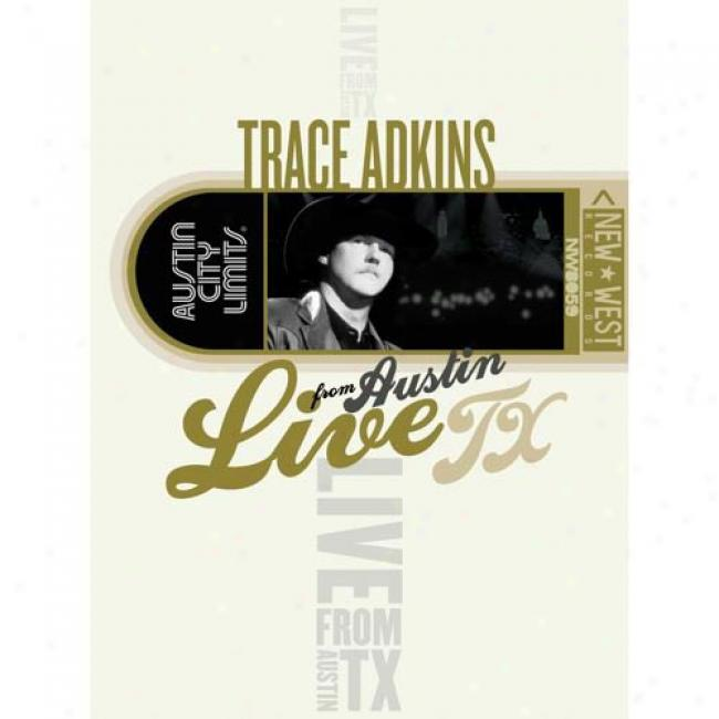 Live From Austin Tx (music Dvd) (In the opinion of Exclusive Dvd & Download)