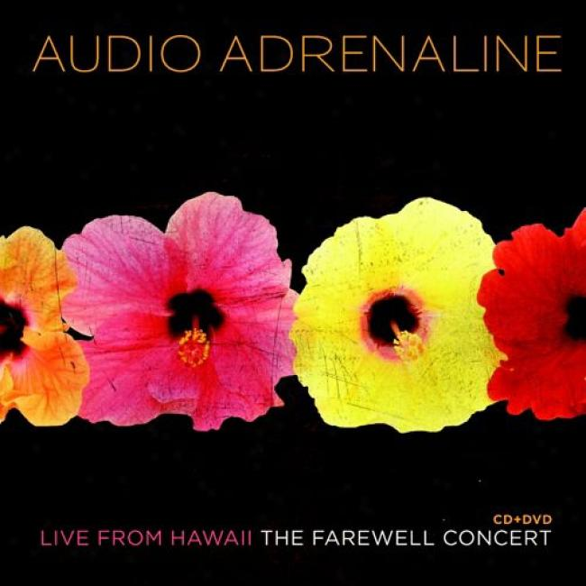 Live From Hawaii: The Farewell Concert (includes Dvd)
