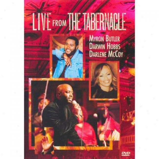 Live From The Tabernacle (music Dvd) (amaray Case)