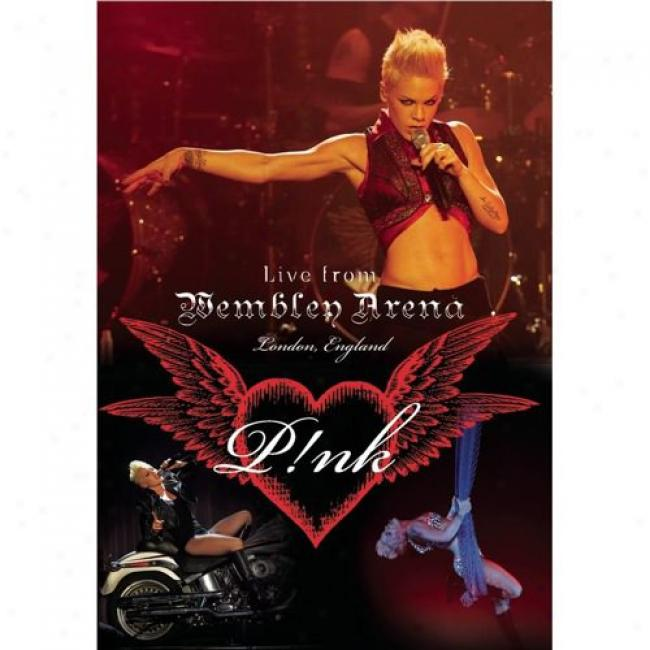 Behave From Wemblen Arena London, England (music Dvd) (aamaray Case)