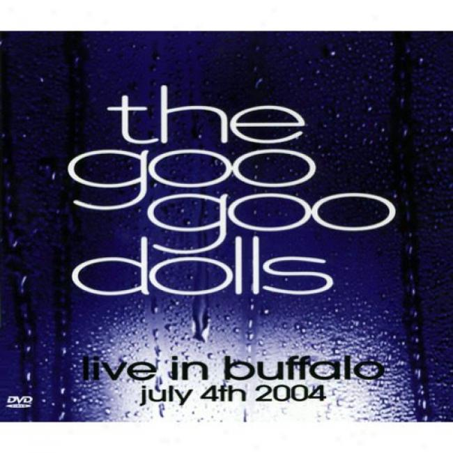 Live In Buffalo July 4th 2004 (include Dvd) (digi-pak)