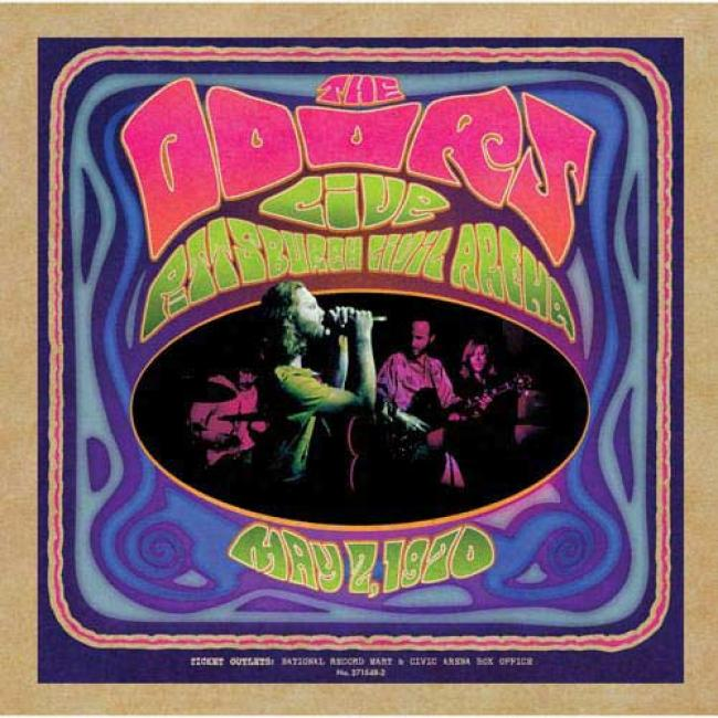 Live In Pittsburgh 1970 (40th Anniversary Edition)