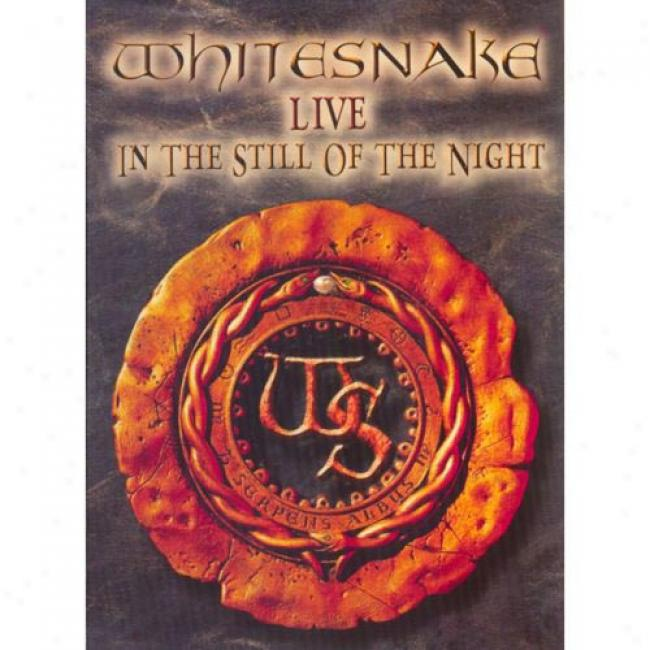 Live: In The Still Of The Night (music Dvd) (digi-pak) (dvd Slipcase)