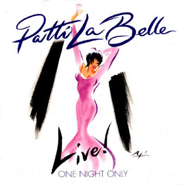 Live! One Night Singly (2 Disc Box Set) (includes Vhs Video)